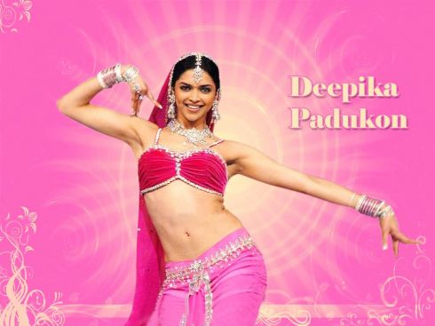 Deepika Padukone In Om Shanti Om Hot