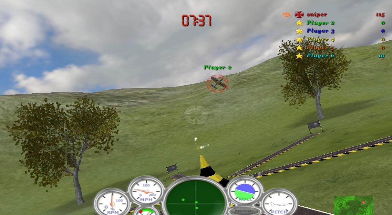 Plane games online fog index