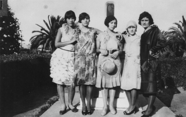 The Flapper's of the 1920's