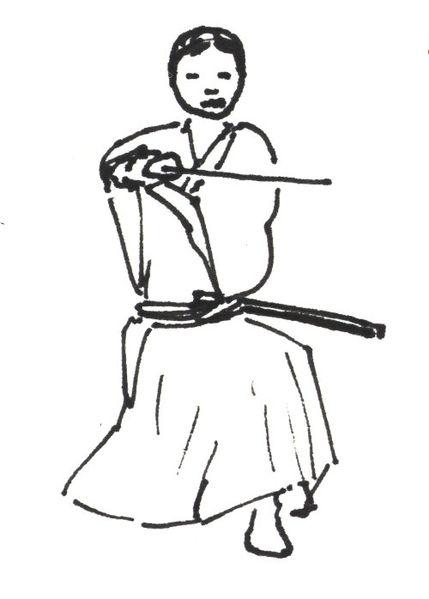 Iaido Techniques 6 Steps