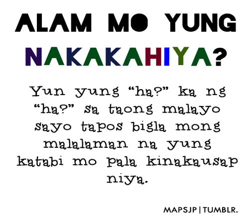 Quotes Between Love And Friendship Tagalog : Funny Quote Tagalog Pinoy Jokes