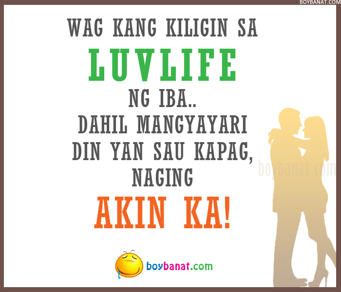 Joke Love Quotes For Him Tagalog : Joke Quotes Tagalog Text. QuotesGram