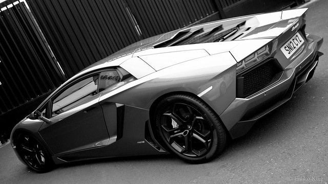 Lamborghini Garage Edinburgh