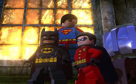 Lego Batman 2 All Characters Toys Lego Batman 2
