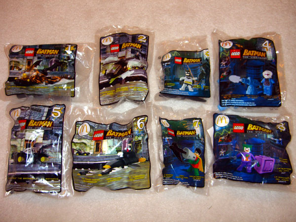 Lego Batman Sets At Target