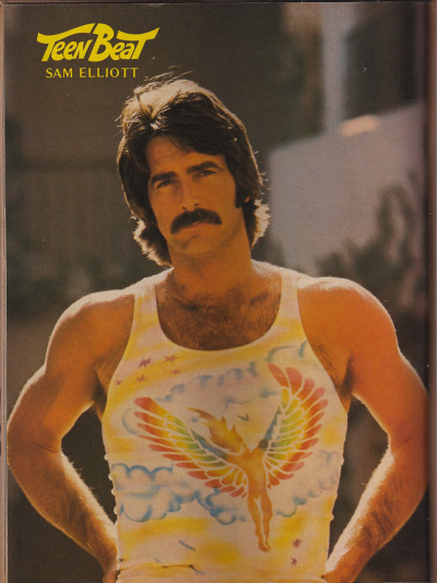 Sam Elliott Younger Years on Index Php Redirect To Another Page