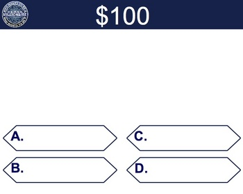 Who wants to be a millionaire template game for Who wants to be a millionaire blank template powerpoint