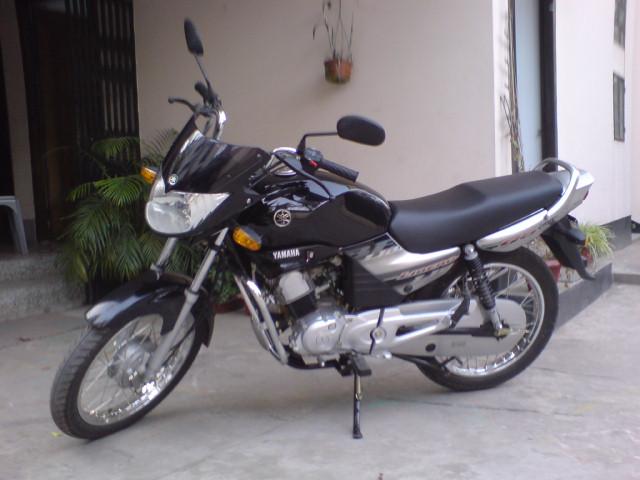 Yamaha Libero G